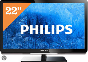 Philips Smart TV 22PFL3557H