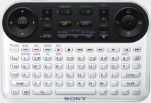 sony qwerty remote