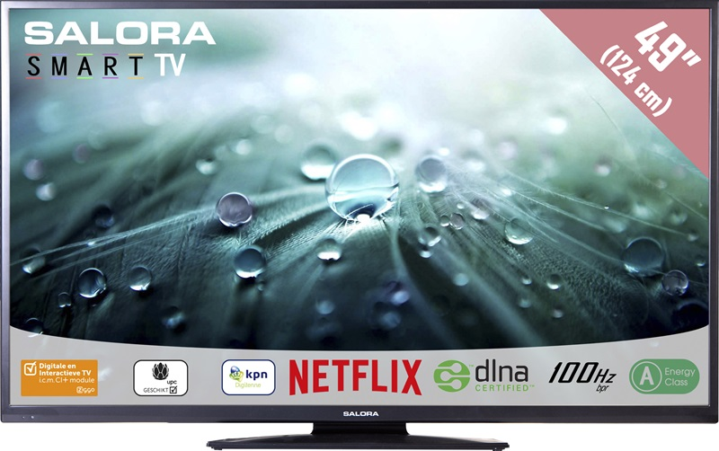 salora 9100 serie Smart TV